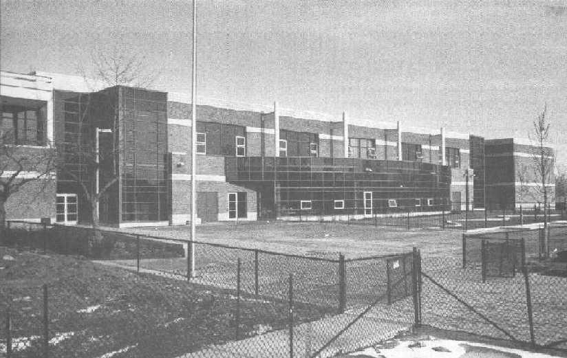 Lambton Kingsway Junior Middle School